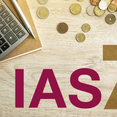 إعداد قائمة التدفقات النقدية بموجب معيار المحاسبة الدولي رقم (7)