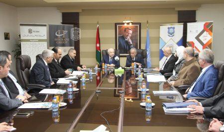اتفاقية تعاون بين تدريب أونلاين وجامعة عمان الأهلية للتدريب إلكترونيًّا
